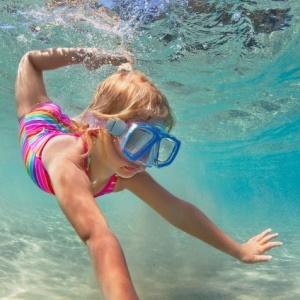 Swimming in the sea may not be as healthy as we think.