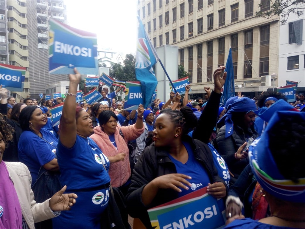 News24.com | DA's downward by-election trend recovers, mixed bag for ANC