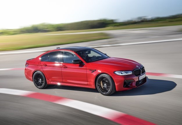 BMW M5 LCI. Image: BMW Press