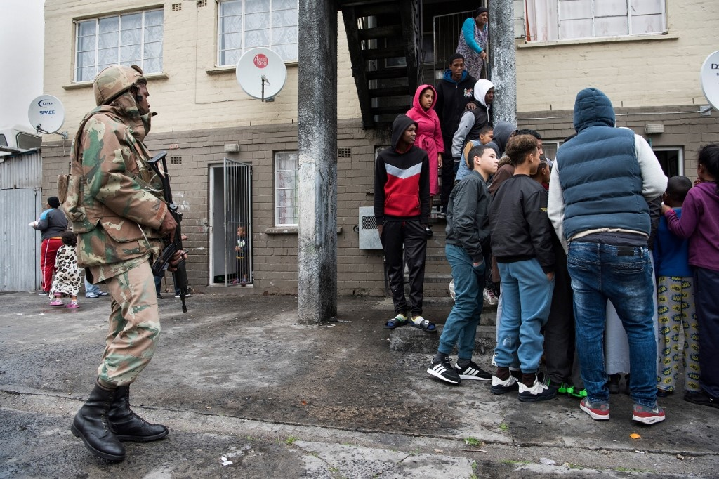 Woman shot dead as gang violence flares up again in Hanover Park - News24