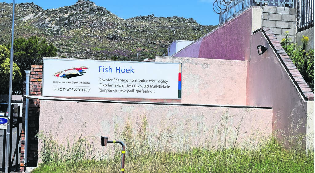 Fish Hoek Disaster Management Volunteer Facility will get a facelift should the Valley Schools art project get off the ground.