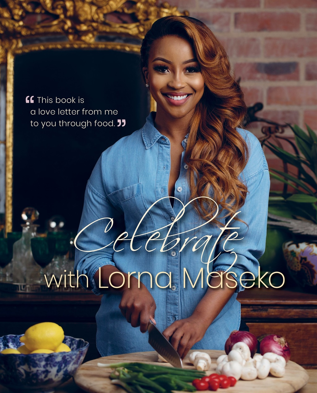 Lorna Maseko gets a cookbook | City Press