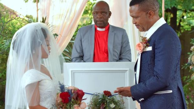 Skeem Saam wedding