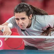 Syrian table tennis player, 12, content despite Olympic defeat