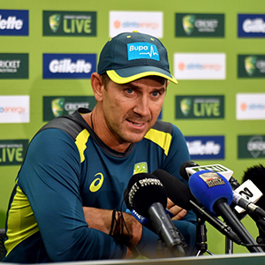 Sport24.co.za | Langer: I'd be a brave man to change the Aussie XI