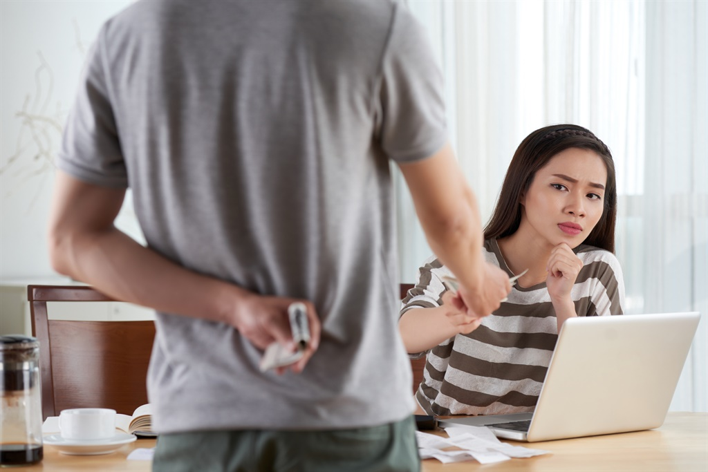 The problem to date, which especially affects women, is that a spouse going through a divorce might know that their partner has a lot of money stashed somewhere. Picture: iStock