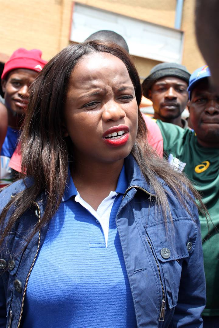 Da Mp Phumzile Van Damme Stands Her Ground As Party Considers Probe Into V A Waterfront Assault Incident News24