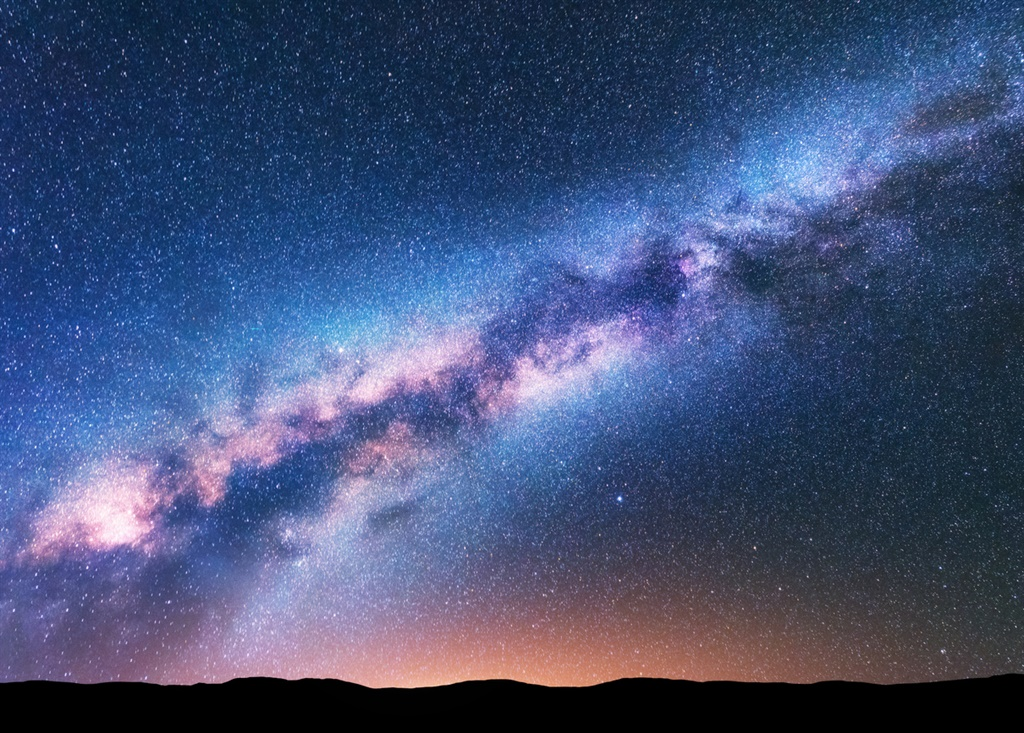 The Milky Way contains between 100 and 400 billion stars. Picture: iStock