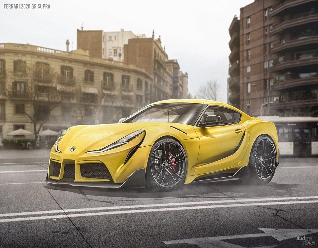 Ferrari Supra 2020