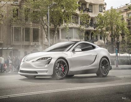 Tesla Supra 2020