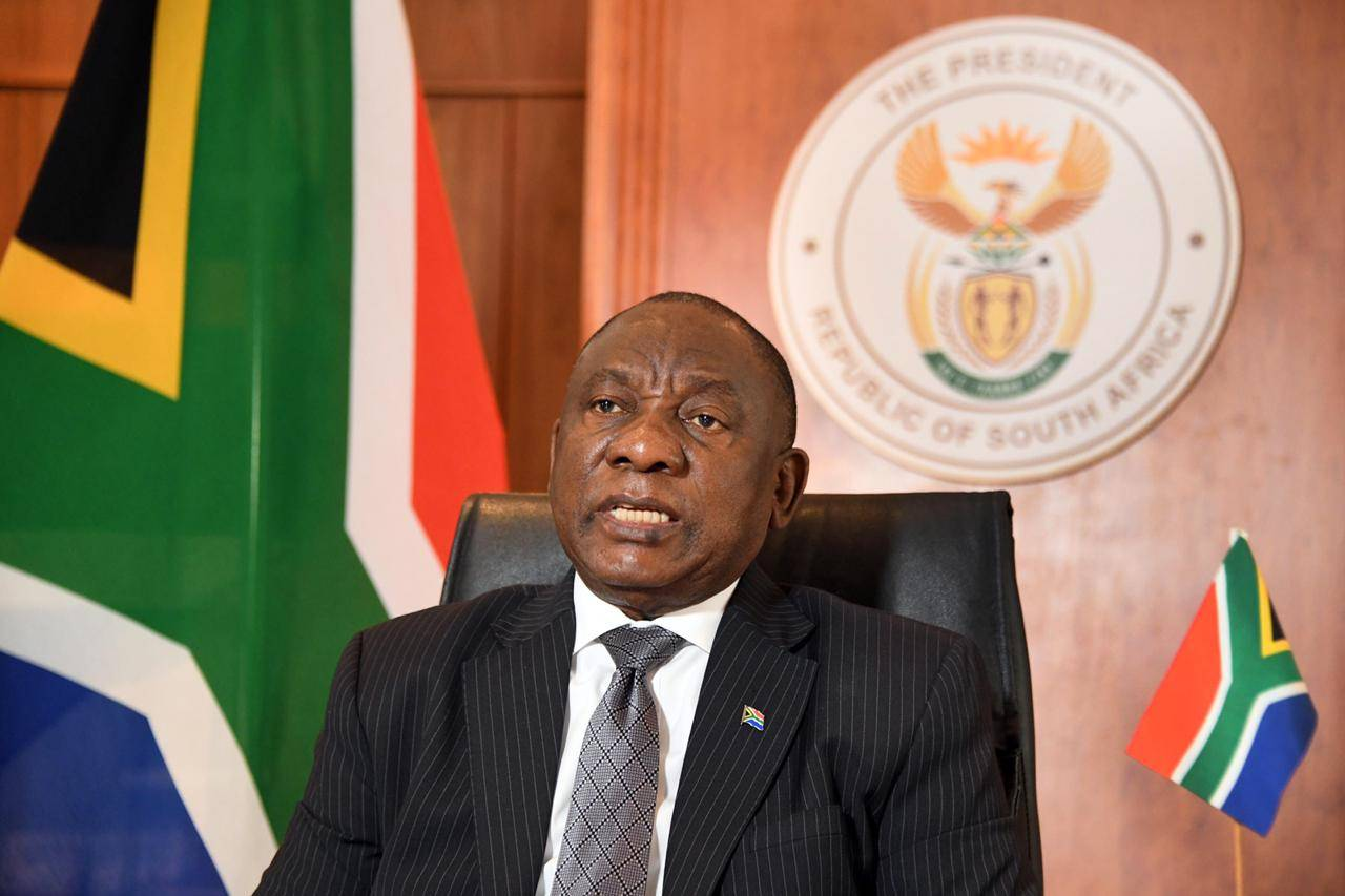 President Cyril Ramaphosa says townships and the youth are at the centre of economic revitalisation plan
