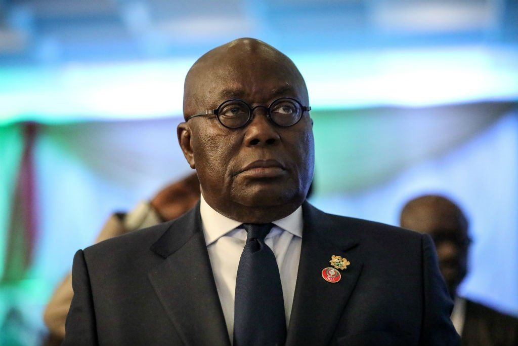 Ghana President Nana Akufo-Addo attends the fifty-sixth ordinary session of the Economic Community of West African States in Abuja.