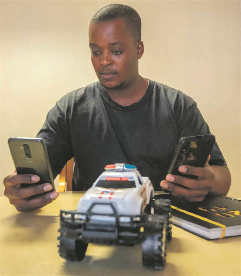 Young SA entrepreneur develops emergency app which may save your