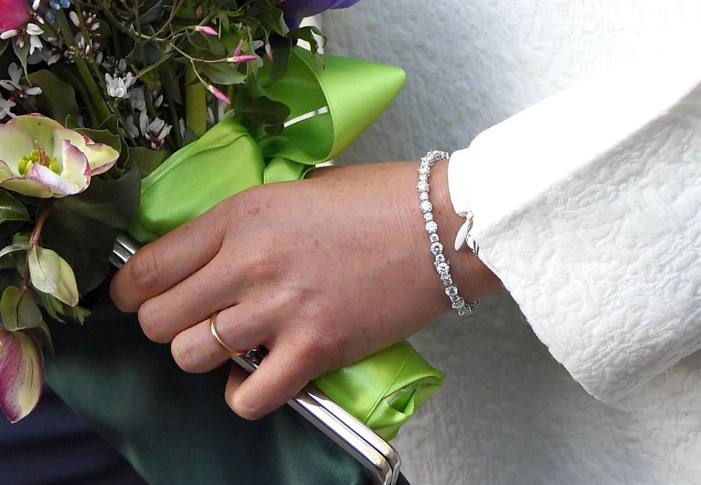 Meghan se nuwe ring