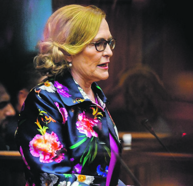 Many years after the demise of colonialism and apartheid, black people continue to be denigrated, as in Helen Zille's tweets of last weekend. Picture: Jaco Marais