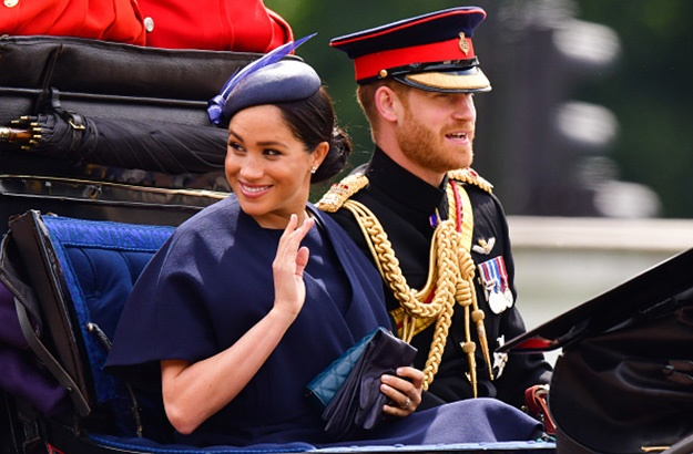 Could the Duchess of Sussex be pregnant with baby number two?