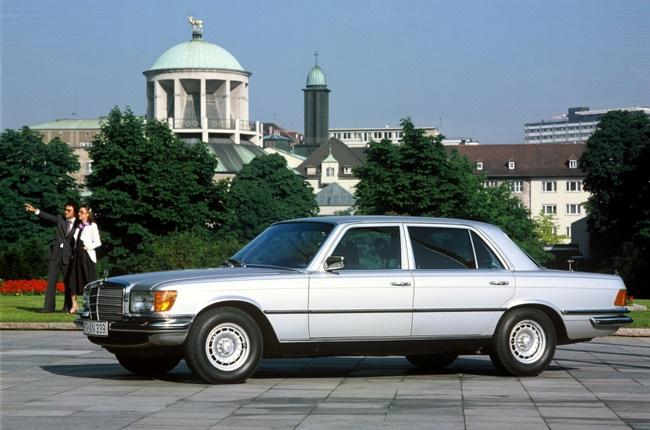 Mercedes-Benz 450 SEL 6.9 (Mercedes-Benz Media)