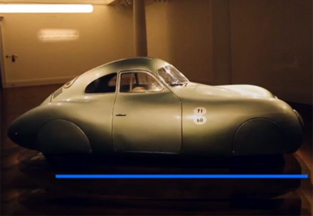 Watch World S First Porsche Expected To Fetch Up To R263