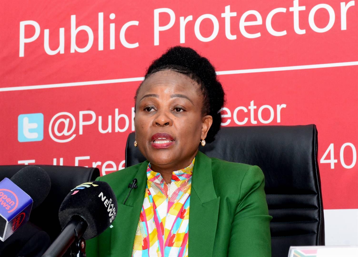 South Africa no longer has a public protector | News24