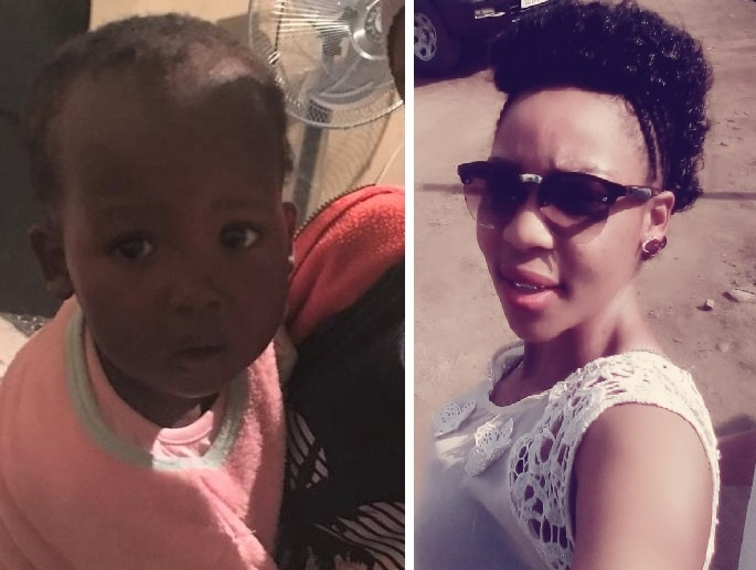 Two-year-old Melokuhle and her Mother Kwenzekile Maphumulo were killed when men barged into their home and shot everyone inside.