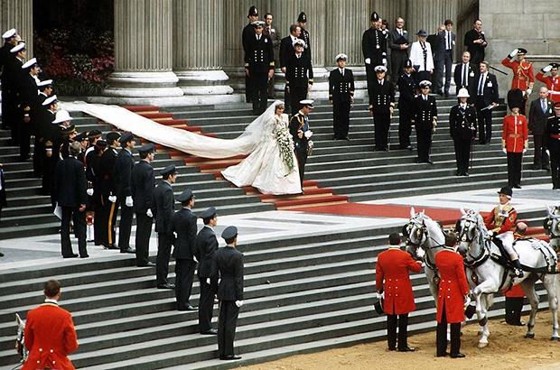 LONDON, UNITED KINGDOM - JULY 29: Prince Charles