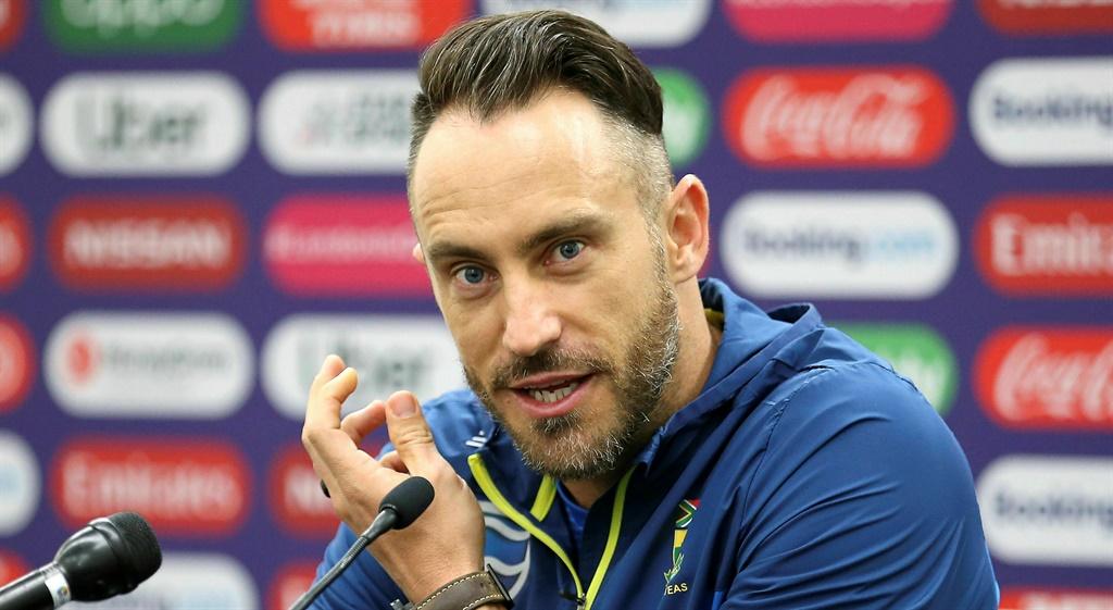 Faf: Life will go on if we don't win CWC