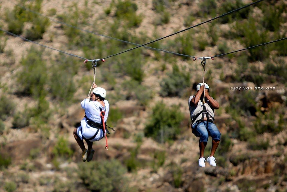 Cango Caves Zipline Adventure