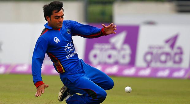 Rashid Khan (AP)