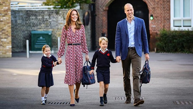 Princess Charlotte Starts School: How to Address Royal Children | Personal Space