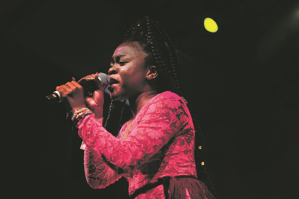 To Sampa Tembo, rap and singing go together like brother and sister Pictures: Rosetta Msimango