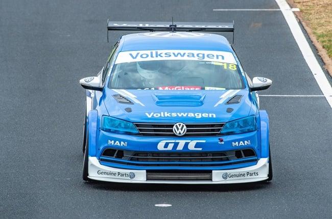 2019 Volkswagen Motorsport GTC race car (QuickPic)