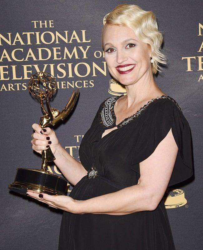Glenda Maddox has won five Daytime Emmy Awards.