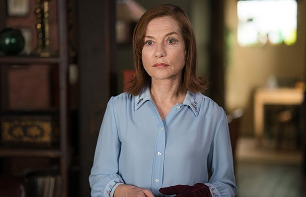 Isabelle Huppert in a scene from 'Greta.' (Photo supplied: Film Finity)