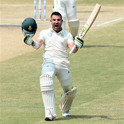 How Gutsy Elgar broke own (and SA's) drought