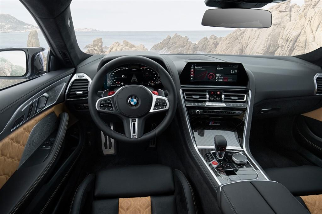 BMW M8.