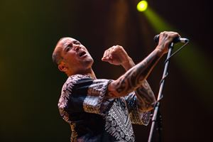 Ben Harper performing at the Grand Arena, GrandWest in Cape Town on Tuesday, 5 June 2019. (Photo:Warren Talmarkes)