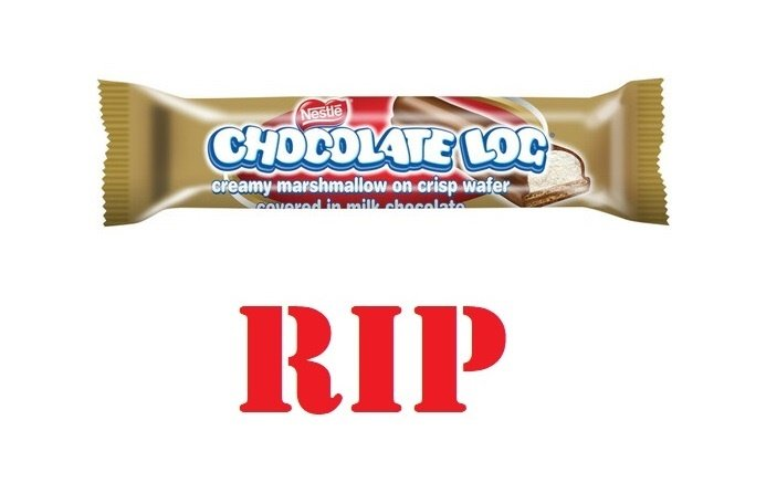 Chocolate Log: RIP