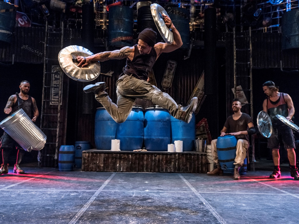 Stomp: Don't miss out on this unique stage production. pictures:supplied