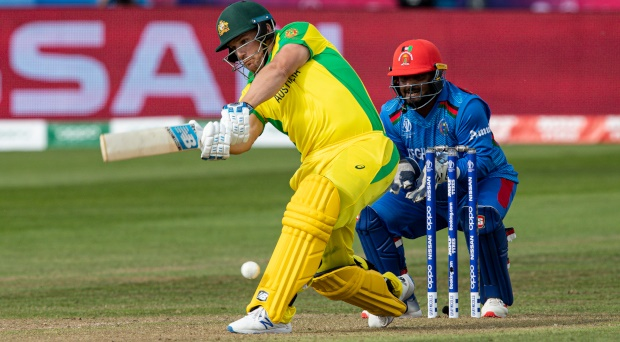Aaron Finch (Getty Images)