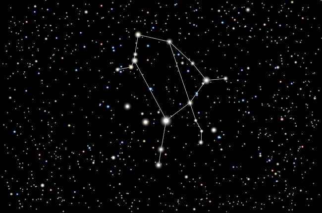 Illustration of the constellation Ophiuchus. (PHOTO: Elledoro/Getty Images)