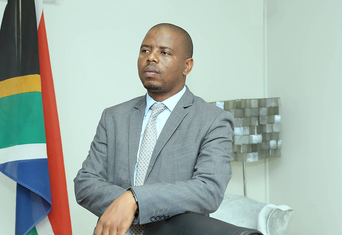 The newly appointed MEC for Cooperative Governance and Traditional Affairs (Cogta), Sipho Hlomuka, wants to see stability in municipalities.