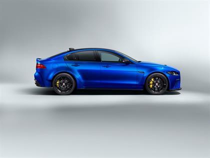 Jaguar's XE SV Project 8.