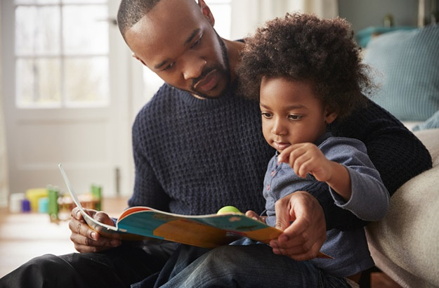 50% of children have never read a book with their parents – here's
