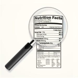 Food labels-300