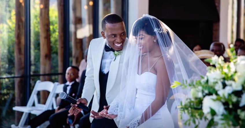 PICS: DUMI MKOKSTAD'S WEDDING!