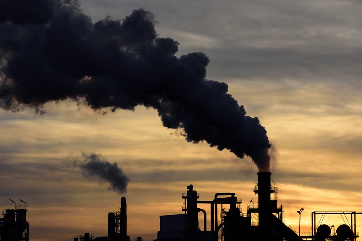 Wealthy nations have done little to tackle the harmful emissions that cause climate threats. Picture: iStock