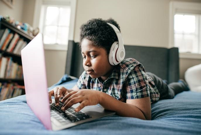 From choosing strong passwords to covering the webcam on their laptop screens, here's what teens need to do to make sure they're safe online.