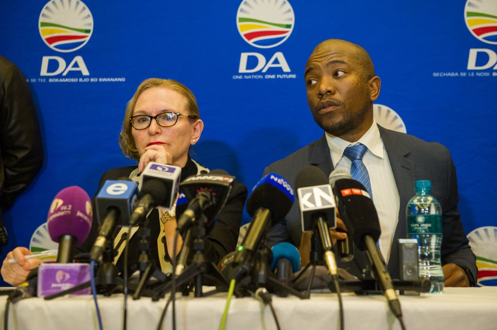 'I will stay in my lane' - Helen Zille after winning top DA post election