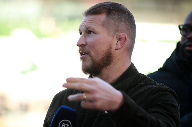 Dylan Hartley. (Photo by David Rogers/Getty Images)
