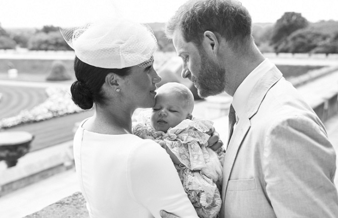 Take a look at royal christening through the years.